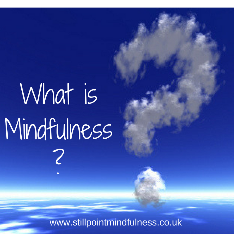 Free Mindfulness taster sessions